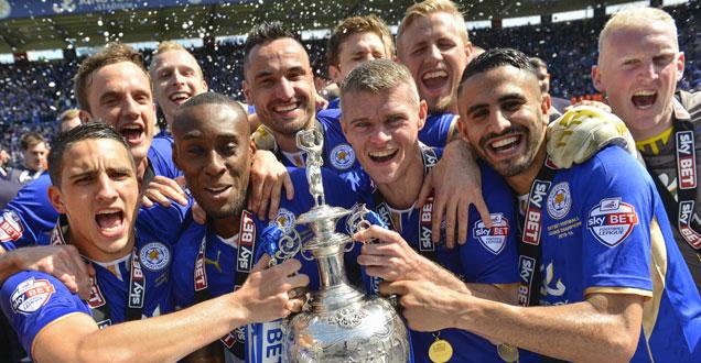 Leicester teamwork