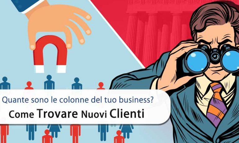Web Marketing, come trovare nuovi clienti